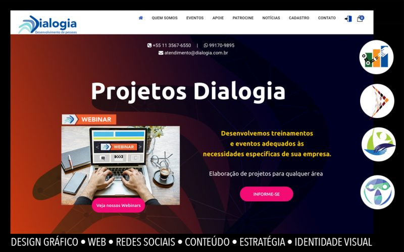 Projetos Dialogia